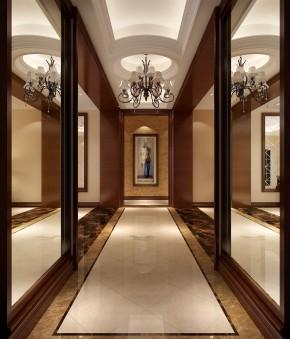简约 欧式 高度国际 三居 白领 婚房 80后 白富美 高富帅 玄关图片来自北京高度国际装饰设计在9.5万打造华贸城极致简欧公寓的分享
