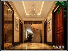 欧式 别墅 豪宅设计 别墅装修 高富帅 名雕装饰 楼梯图片来自名雕装饰设计在高富帅必选风格—奢华别墅装修的分享
