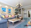 地中海风格的客厅细节完美呈现,每一个角度都有不同的美,色调清新自然,浪漫唯美,这样的美家您喜欢吗?