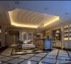 名雕丹迪别墅设计院——混搭风格——休闲吧台