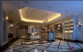 混搭 别墅 别墅装饰 豪宅设计 名雕丹迪 高富帅 白富美 其他图片来自名雕丹迪在混搭风格—银光白影600平别墅的分享