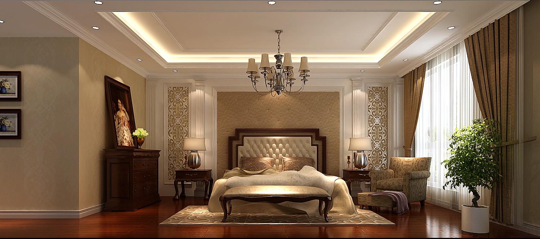 欧式 白领 80后 小资 卧室图片来自高度国际在12.5万打造四合上院简欧范的分享