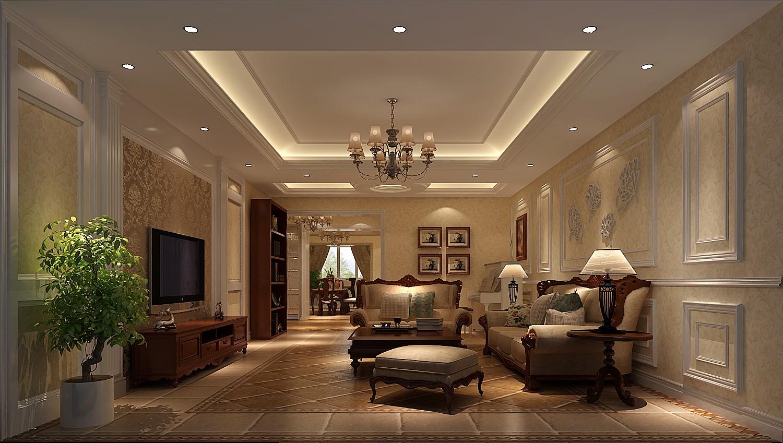 欧式 白领 80后 小资 客厅图片来自高度国际在12.5万打造四合上院简欧范的分享