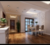 现代风格的居室重视个性和创造性