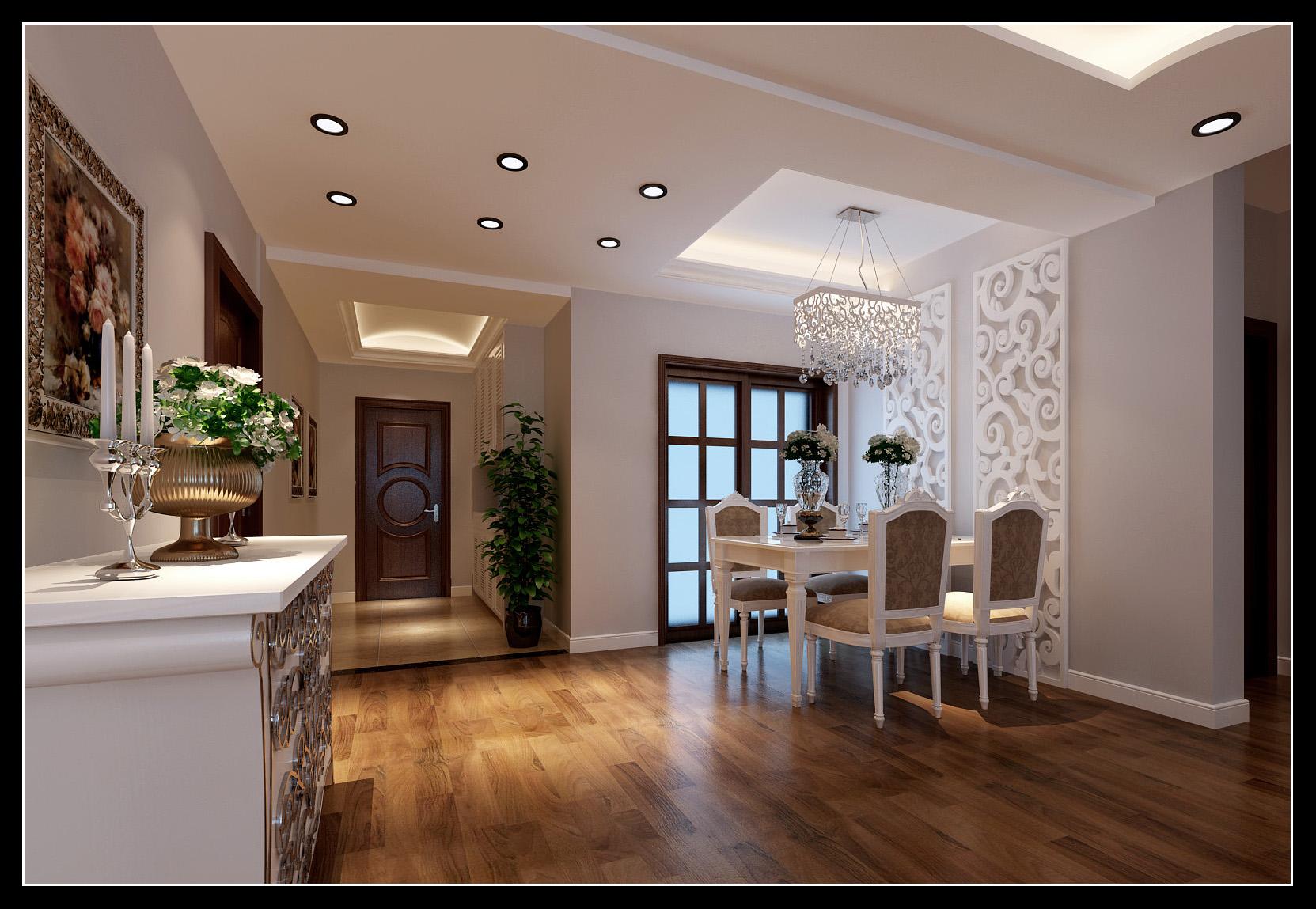 简约 现代 三居 家居 风水 生活 整体装修 室内设计 家庭装修 餐厅图片来自余欣欣在现代风格的居室重视个性和创造性的分享