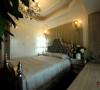 名雕墅派整装定制设计院—公园大地三居室—新古典—卧室