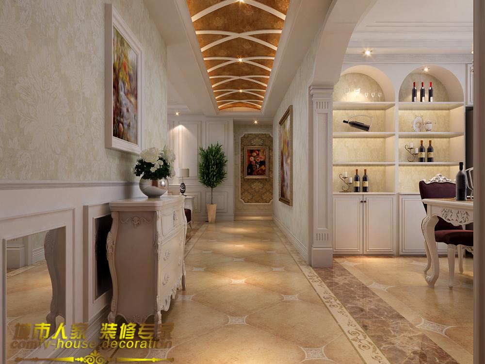 欧式 客厅图片来自用户5176201511在万达小区欧式装修设计的分享