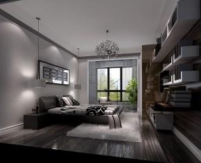 简约 欧式 三居 白领 80后 白富美 高富帅 后现代 二居 书房图片来自北京高度国际装饰设计在5.8万打造金谷香郡品质公寓的分享