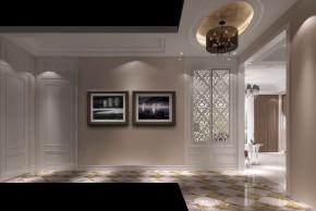 简约 欧式 三居 白领 80后 白富美 高富帅 后现代 二居 玄关图片来自北京高度国际装饰设计在5.8万打造金谷香郡品质公寓的分享