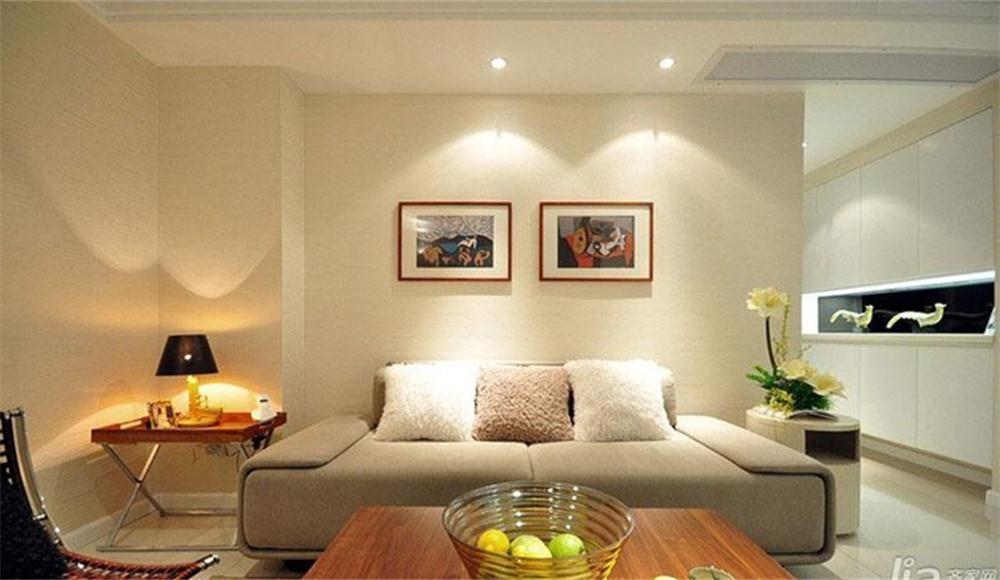 客厅图片来自深圳市浩天装饰在西海岸花园的分享