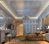 四居室新古典风格装修