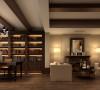 叠加别墅美式风格设计方案