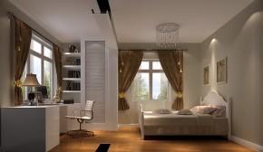 简约 现代 高度国际 二居 白领 小资 80后 白富美 高富帅 卧室图片来自北京高度国际装饰设计在K2百合湾75平温馨三口之家的分享