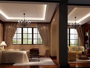 五室三厅三卫美式天竺新新家园
