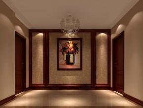简约 欧式 美式 高度国际 混搭 别墅 白领 80后 温馨 楼梯图片来自北京高度国际装饰设计在孔雀城凌兰园简欧联排别墅的分享