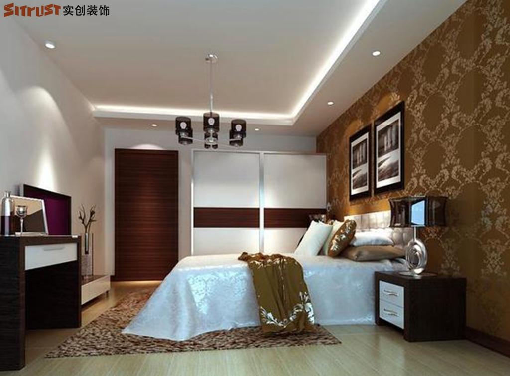 简约 欧式 田园 混搭 二居 三居 卧室图片来自北京实创集团在石家庄建投福美国际装修的分享
