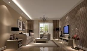 简约 现代 高度国际 三居 白领 80后 高富帅 白富美 温馨 卧室图片来自北京高度国际装饰设计在大宁山庄112平现代公寓的分享