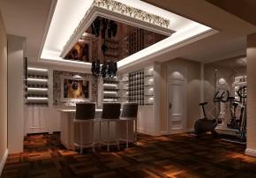 欧式 奢华 三居 别墅 白领 80后 高富帅 白富美 温馨 厨房图片来自北京高度国际装饰设计在金隅翡丽奢华公寓的分享