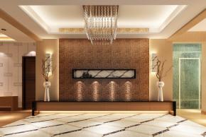 现代 三居 白领 温馨 舒适 玄关图片来自高度国际装饰刘玉在远洋东方家园----跳跃色彩的分享