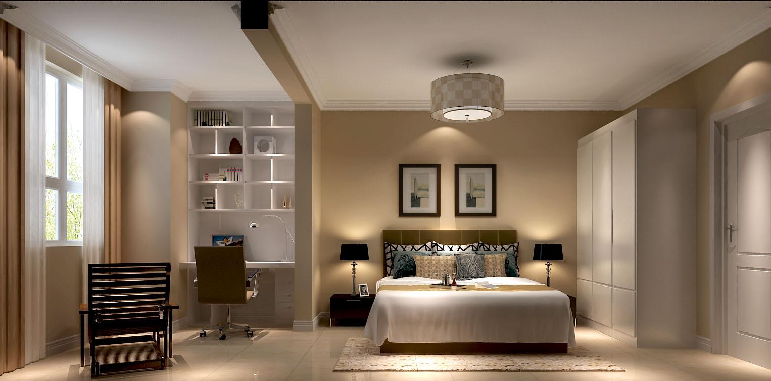 现代简约 二居 三居 别墅 白领 收纳 旧房改造 80后 小资 卧室图片来自周楠在金谷香俊(104平米)的分享
