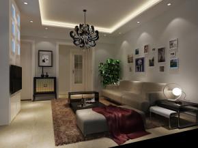 简约 现代 二居 白领 80后 高度国际 白富美 小清新 高富帅 卧室图片来自北京高度国际装饰设计在筑华年极致两居公寓的分享