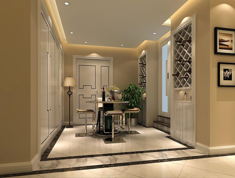 简约 现代 高度国际 三居 白领 80后 时尚 白富美 高富帅 厨房图片来自北京高度国际装饰设计在鲁能七号院270平简约公寓的分享