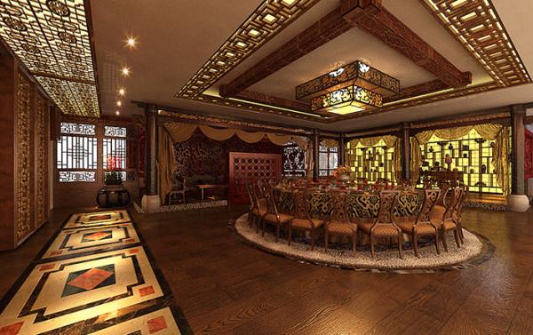 富有特色的餐厅设计和装修