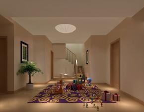 欧式 简洁 温馨 需求 小资 楼梯图片来自高度国际装饰刘玉在中铁花语城----的分享
