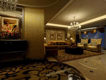 金都汉宫——体验低调的奢华