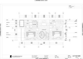 混搭 中式 别墅 收纳 白领 小资 温馨舒适 小清新 户型图图片来自高度国际王慧芳在16万打造中式风格大运河孔雀城的分享