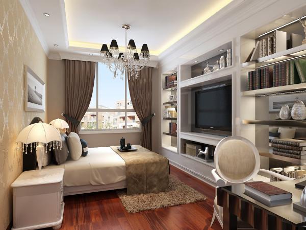 书房兼次卧室