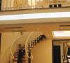 名雕丹迪设计—公园大地别墅豪宅—楼梯