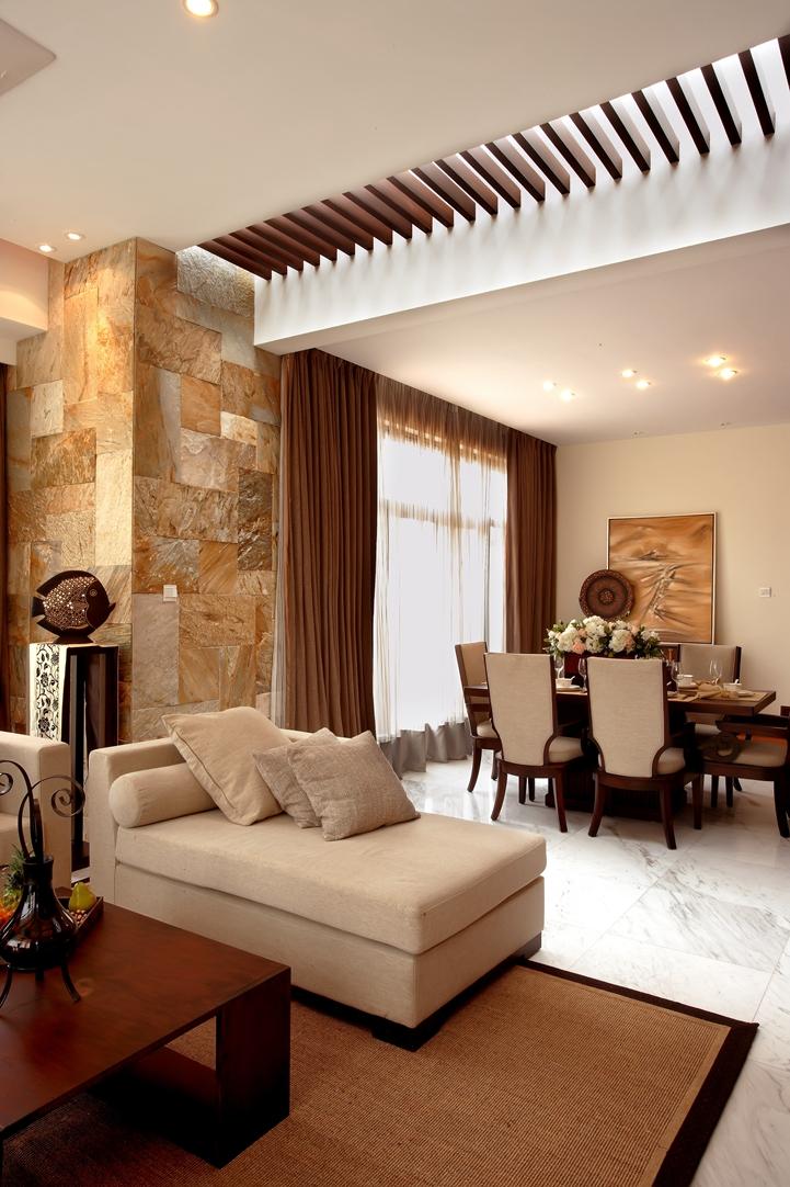 客厅图片来自生活家丽丽在龙山华府136平米中式,三居室的分享