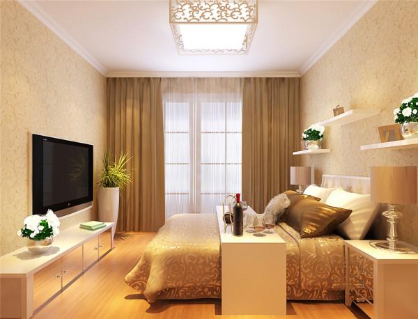 家居风格从整体到局部、从空间到室内陈设塑造,给人一种精致印象。一方面保留了材质、色彩的大致感受,布艺家具有助于突显清贵和舒雅。