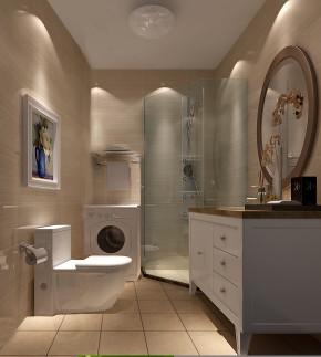 现代 混搭 简约 白领 收纳 小资 高度国际 小清新 温馨舒适 卫生间图片来自高度国际王慧芳在现代中式8哩岛的分享