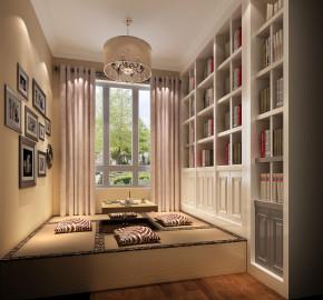 简约 混搭 白领 收纳 小资 高度国际 小清新 温馨舒适 书房图片来自高度国际王慧芳在3万打造简约风格中信新城的分享