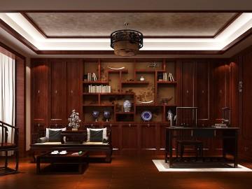 中式风格的家
