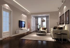 港式 三居 白领 80后 小资 舒适 客厅图片来自高度国际装饰刘玉在龙湖香醍溪苑----港式的分享