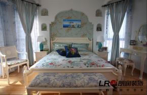 小清新 地中海 二居 浪漫 80后 小资 卧室图片来自用户5156624388在成都ICC128平小清新地中海格调的分享
