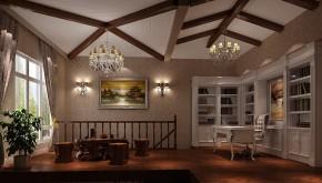简约 欧式 混搭 白领 收纳 小资 高度国际 小清新 温馨舒适 书房图片来自高度国际王慧芳在欧式花园洋房鲁能7号院的分享