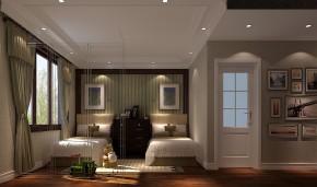 简约 托斯卡纳 高度国际 别墅 白领 80后 时尚 现代 温馨 儿童房图片来自北京高度国际装饰设计在15万打造浪漫托斯卡纳300平别墅的分享