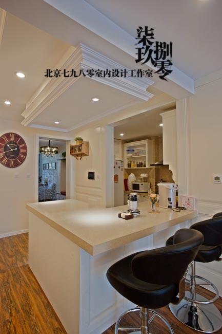 七九八零设计工作室,欧式风格设计,客厅设计,柒玖捌零