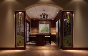 欧式 混搭 别墅 白领 收纳 小资 高度国际 小清新 温馨舒适 餐厅图片来自高度国际王慧芳在欧式的浪漫风情保利垄上的分享