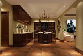 欧式 混搭 别墅 白领 收纳 小资 高度国际 小清新 温馨舒适 餐厅图片来自高度国际王慧芳在15万打造欧式奢华中海尚湖世家的分享