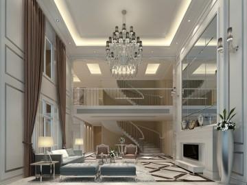 迎宾路3号新古典别墅设计案例