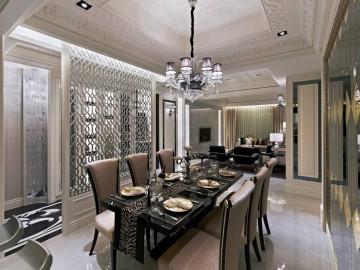 215平巴洛克风格别墅设计