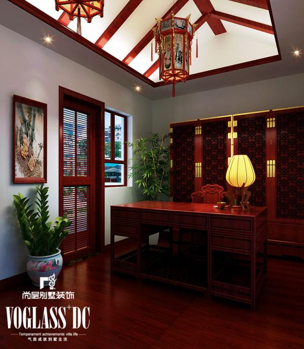 碧桂园400平米现代中式风格