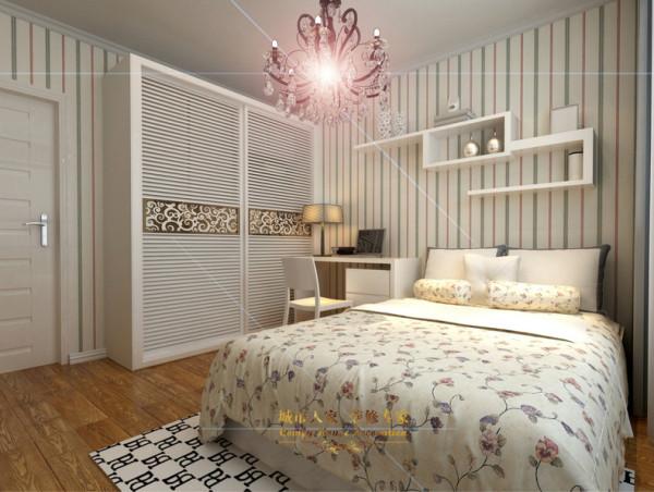 90平米现代简约装修风格品鉴-卧室