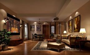 地中海 高度国际 三居 白领 80后 白富美 时尚 简约 高富帅 书房图片来自北京高度国际装饰设计在低调奢华地中海式鲁能的分享