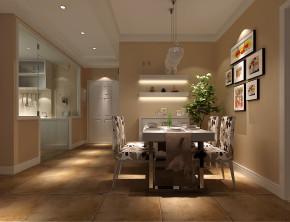 筑华年 高度国际 二居 现代 白领 80后 时尚 白富美 高富帅 餐厅图片来自北京高度国际装饰设计在筑华年的分享